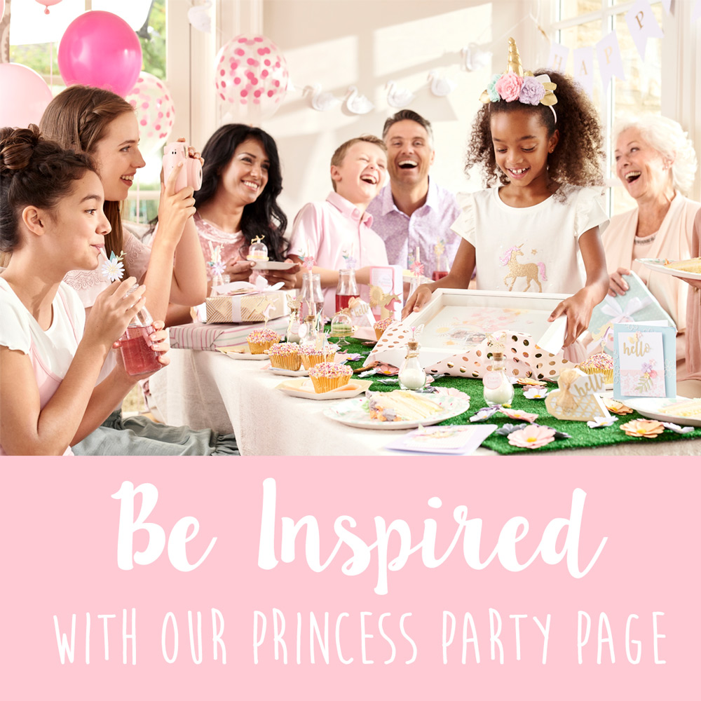 Be Inspired Princess Party