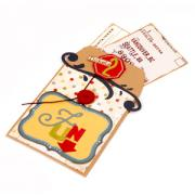 Tickets to Fun Envelope