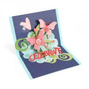 Celebrate Butterflies Pop-Up Card