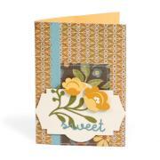 Sweet Flowers Card