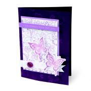 I'm Always Here Butterflies Card