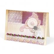 Thinking of You Clock Card