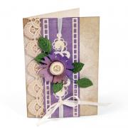 Embossed Marquee Card