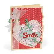 Smile Flowers Card #2