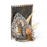 Halloween Owl Décor