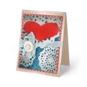 Lace and Love Card