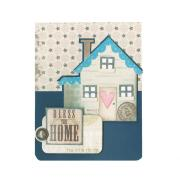 Bless this Home & the Little Things Pop-Up Card