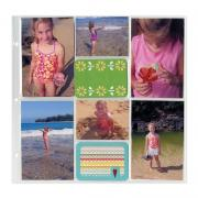 Summer Fun Pocket Page