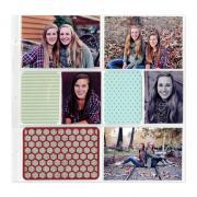 Autumn Girls Pocket Page