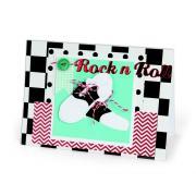 Rock 'n' Roll Card