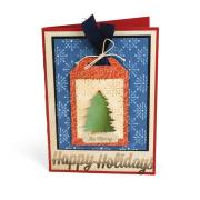 Christmas Tree Tag Card #2