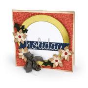 Holiday Wreath Card #2