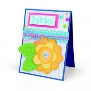 Thanks Flowers Card #2