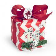 Snowman Gift Topper
