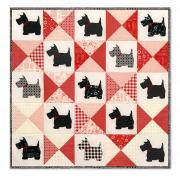 Scotties on Parade Quilt