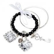 Photo Charm & Key Bracelet
