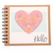 Heart Scrapbook