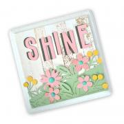 Shine Home Décor Sign