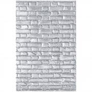 Sizzix 3-D Texture Fades Embossing Folder - Brickwork by Tim Holtz