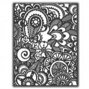 Sizzix Thinlits Die - Doodle Art #2 by Tim Holtz