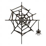 Sizzix Thinlits Die Set 2PK - Spider Web by Tim Holtz