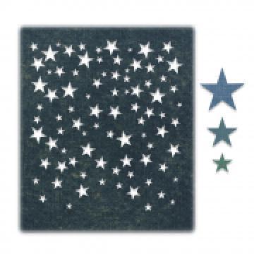 Sizzix TH Falling Stars*