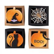 Spooky Sillhouette Boxes