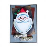 Santa's Wish Card