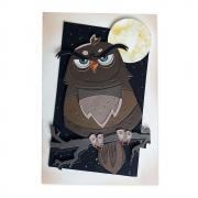 Arthur Night Owl Card