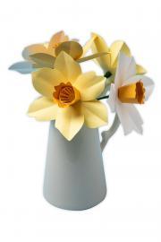 Realistic Daffodils