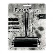 Medium Distress Brayer - Black