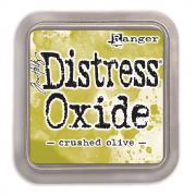 """Ranger Crushed Olive Oxide Pad 3"""" x 3"""""""