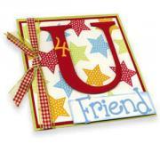 4 U Friend Card