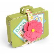 Sizzix ScoreBoards XL Die - Bag, Suitcase