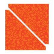 """Sizzix Bigz Die - Half-Square Triangles, 4 1/2"""" Assembled Square"""