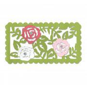 Sizzix Thinlits Die - Rose Vines