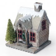 Sizzix Bigz Die - Village Winter by Tim Holtz