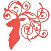 Sizzix Thinlits Die - Elegant Deer