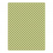 Sizzix Texture Fades Embossing Folder - Tiny Dots by Tim Holtz