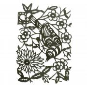 Sizzix Thinlits Die - Paper-Cut Bird by Tim Holtz