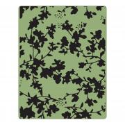 Sizzix Texture Fades Embossing Folder - Floral by Tim Holtz