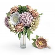 Sizzix DIY Kit - Bouquet & Boutonniere