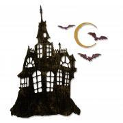 Sizzix Thinlits Die Set 3PK - Haunted House