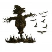 Sizzix Thinlits Die Set 3PK - Scarecrow