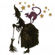 Sizzix Thinlits Die Set 3PK - Witchcraft