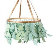 Tropical Stems Chandelier
