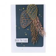 Pine Branch Card