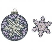 Sizzix Thinlits Die Set 6PK - Layered Snowflake