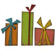 Sizzix Bigz Die - Gift Wrap by Tim Holtz