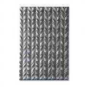 Sizzix Linear Leaves 3D embossing folder *